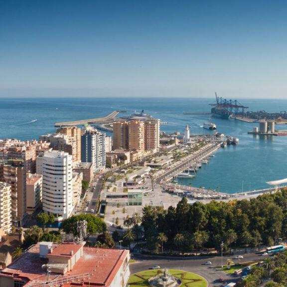 Alquiler de furgonetas Málaga